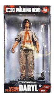 Muñeco Amc The Walking Dead Tv Savior Prisoner Daryl