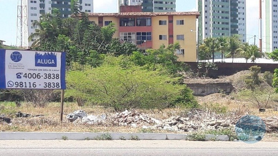 Terreno Para Alugar Em Ponta Negra - L-10391