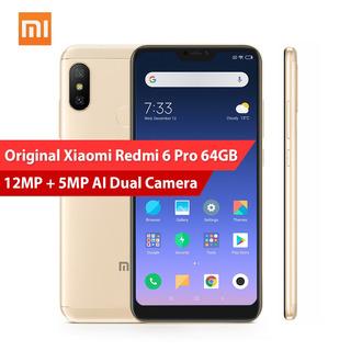 Xiaomi Redmi 6 Pro Teléfono Móvil 4g/64gb Dorado