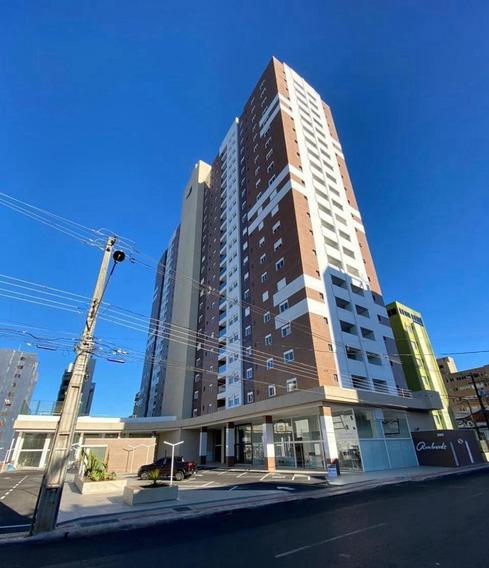Apartamento Com 2 Dormitórios Para Alugar, 189 M² Por R$ 1.800,00/mês - Centro - Ponta Grossa/pr - Ap0406