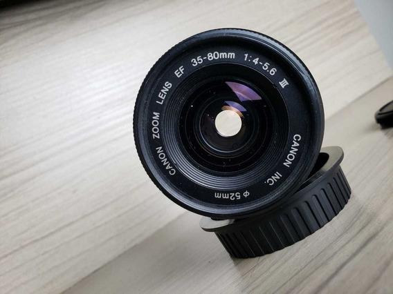 Lente Canon 35-80mm F/4.0