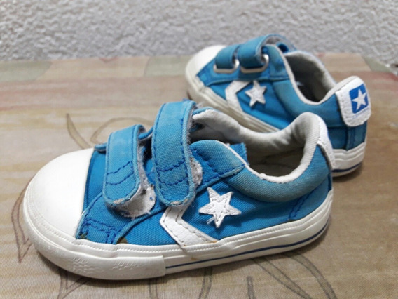 Zapatillas De Lona All Star.