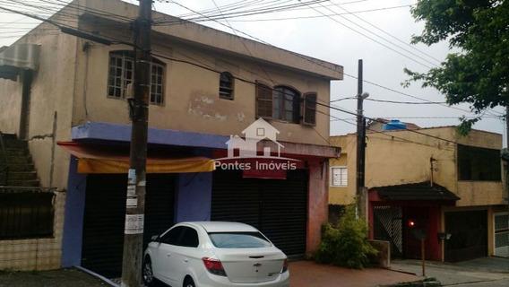 Casa E 2 Ponto Comercial Para Venda No Bairro Jardim Iguatemi Em São Paulo - Sp - Cas61