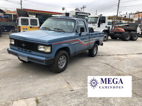 Chevrolet D20 Diesel Ano 1989