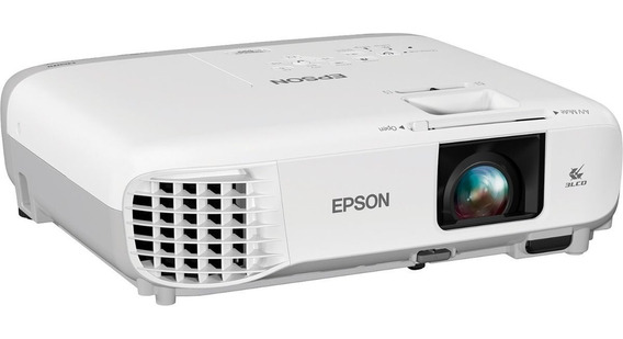 Proyector Epson Powerlite H854a S39 Svga 800x600 3lcd 3300 L