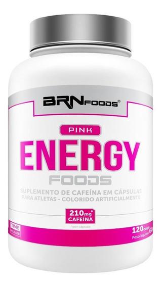 Pink Energy Foods 120caps - Brn Foods