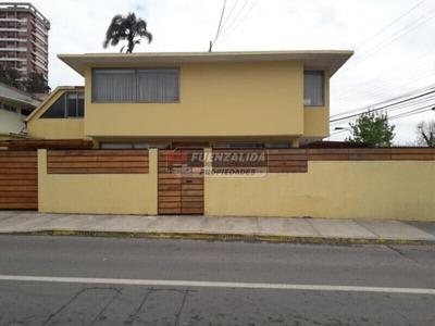 Casa Apta Para Local En Arriendo, Chorrillos