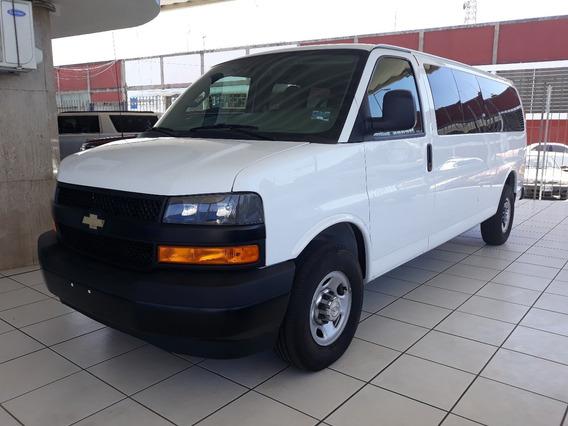 Chevrolet Express Van 15 Pasajeros