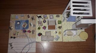 Diy Dollhouse Kitten Diary Semi Armada