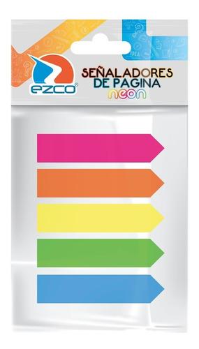 Banderitas Adhesivas Plasticas Señaladoras Ezco