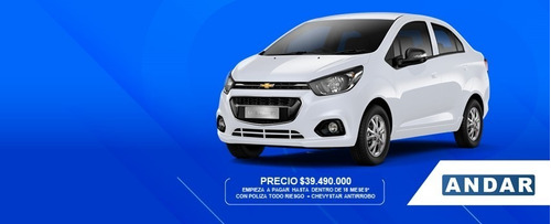 Chevrolet Beat Ls Nuevo 2022