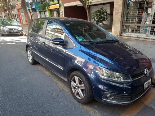 Volkswagen Fox 1.6 Highline Imotion 110 Hp 2015