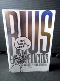 Rius En Pedacitos Una Antologia Personal De Dibujos