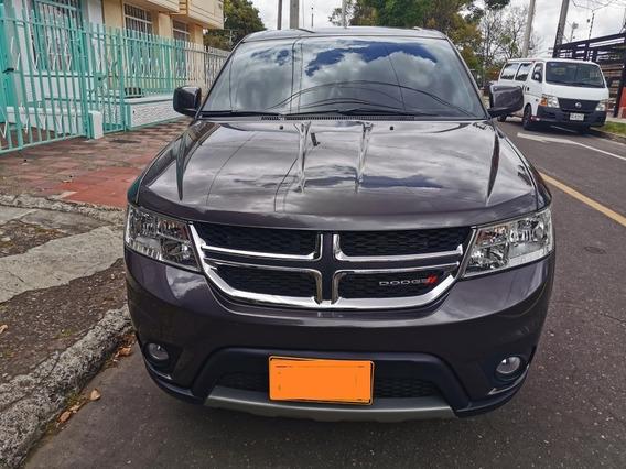 Dodge Journey Se 7pasajeros - Tapiceria Cuero Org- Cabeceros