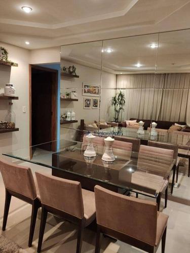 Imagem 1 de 23 de Apartamento À Venda, 62 M² Por R$ 230.000,00 - São Vicente - Londrina/pr - Ap2086