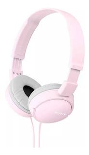 Auriculares Sony Plegables Rosa, Negro O Blanco Mdr-zx110