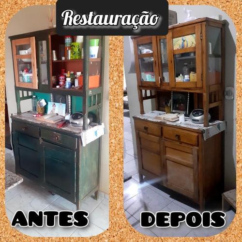 Imagem 1 de 4 de Restauração De Móveis