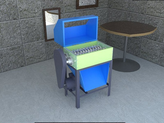 Planos Construccion Maquina Trituradora Caucho Plastico