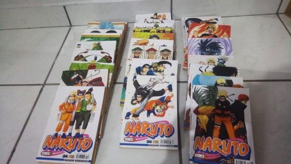 Mangá Naruto - 20 Edições