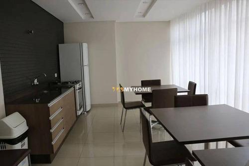 Apartamento Com 2 Dormitórios À Venda, 68 M² Por R$ 502.000,00 - Centro - Curitiba/pr - Ap3779