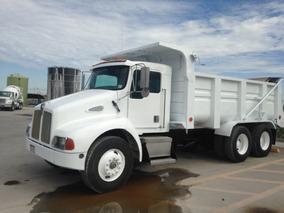 Kenworth T300_camion De Volteo 12 M3