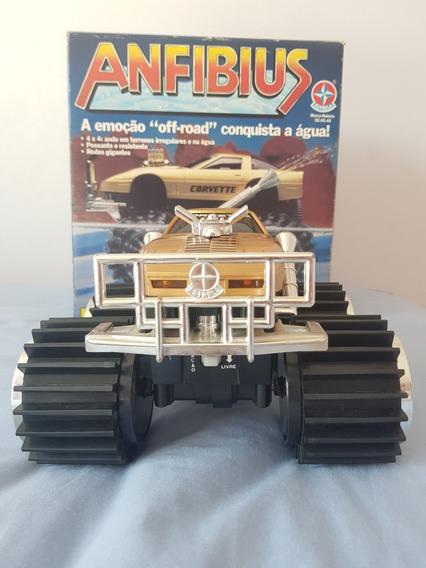 Carro Anfibius Estrela Anos 80 Na Caixa