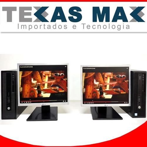 Imagem 1 de 8 de Computador Hp I5+ Monitor 17+ Teclado E Mouse