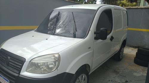 Fiat Doblo Cargo 2011 Gnv Ar Condicionado