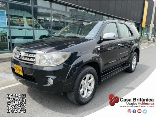 Toyota Fortuner Automatica 4x4 Automatica