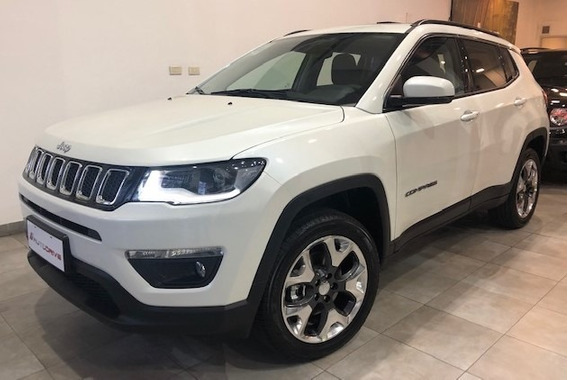 Jeep Compass Longitude 4x2 My20 Con Techo
