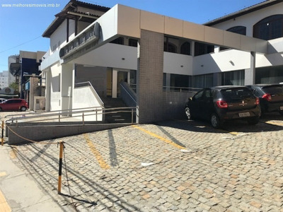 Ponto Comercial Para Locação No Costa Azul - Frente De Rua - Antiga Agência Do Bando Do Brasil - Lo00011 - 33953832