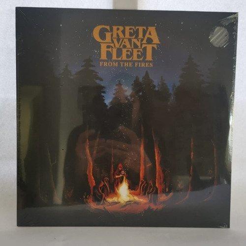 Greta Van Fleet From The Fires Vinilo Nuevo Musicovinyl