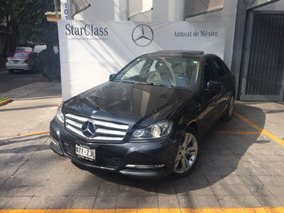 Mercedes-benz C Class 2014 4p C 200 Exclusive Plus Aut