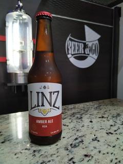 Cerveza Linz Sin Tacc Free Gluten Amber Ale Botella 355 Cm3