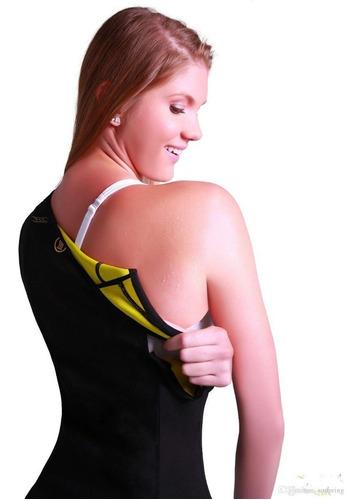 Remera Musculosa Reductora De Neotex - Redushaper Chaleco