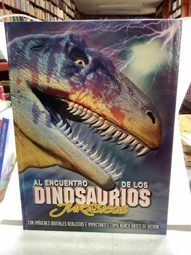 Dinosaurios - Ilustraciones Realistas - Gran Formato - Libro