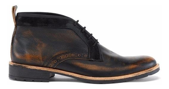 Zapatos De Cuero Qm Collective Catania Envió Gratis