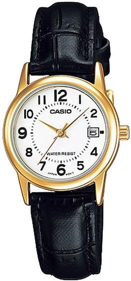 Relógio Casio Feminino Ltp-v002gl-7budf