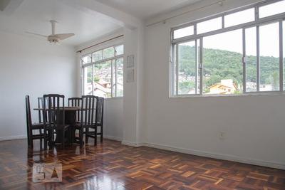 Apartamento No 6º Andar Mobiliado Com 2 Dormitórios E 1 Garagem - Id: 892910288 - 210288