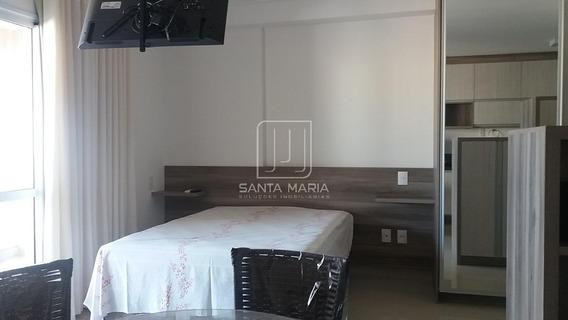 Flat (flat) 1 Dormitórios, Cozinha Planejada, Portaria 24 Horas, Lazer, Espaço Gourmet, Salão De Festa, Salão De Jogos, Elevador, Em Condomínio Fechado - 60019alhgg