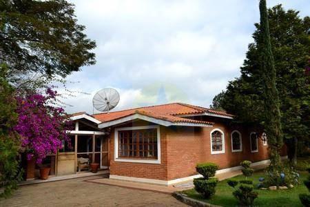 Chácara Residencial À Venda, Condomínio Itaembu, Itatiba - Ch0313. - Ch0313