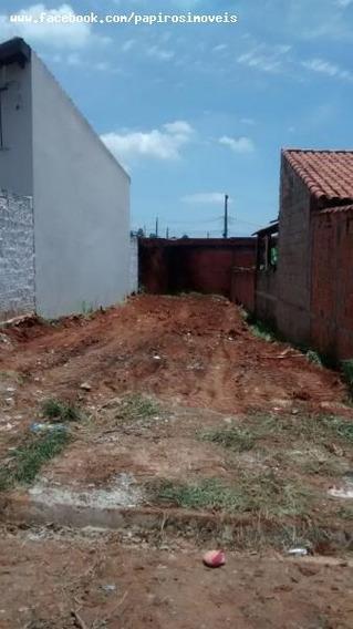 Terreno Para Venda Em Tatuí, Jardim Santa Rita De Cássia - 307