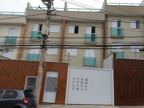 Imagem 1 de 17 de Cobertura À Venda, 87 M² Por R$ 350.000,02 - Vila Humaitá - Santo André/sp - Co2492