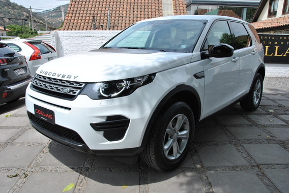 Land Rover Discovery Sport 2.0 Aut 2015 Sólo 35.000 Km.