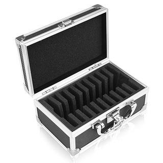 Accmor Fidget Carrying Case Aluminio Fidget Mano Spinner Hol