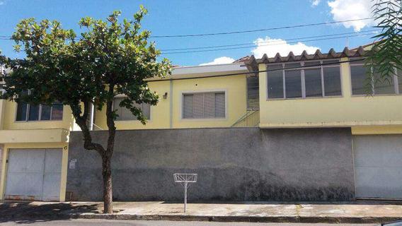 Casa Com 3 Dorms, Jardim América, Amparo - R$ 420.000,00, 153m² - Codigo: 1701 - V1701