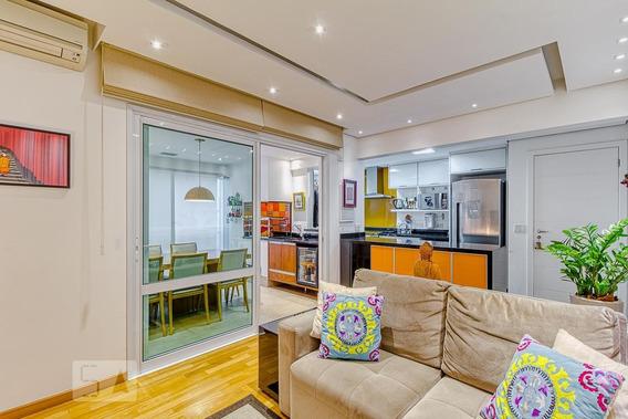Apartamento Para Aluguel - Moema, 2 Quartos, 70 - 893098805