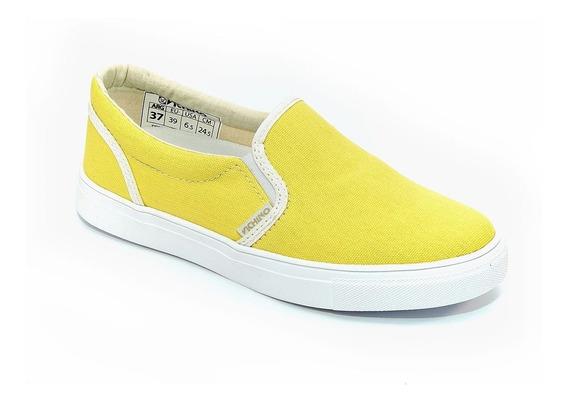 Zapatillas Pancha Amarilla 2 | Vichino