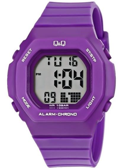 Relógio Q&q Feminino Original Garantia Nota M137j003y