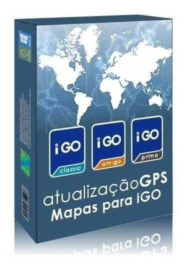 Atualização Gps 2019 Igo Amigo 8.4.3 Mapas Here_2018_ Q4